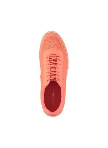 Lacoste Spor Ayakkabı Oranj